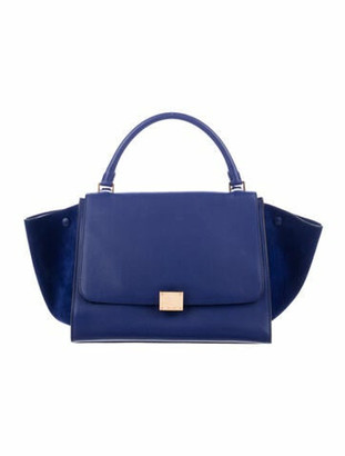 Celine Medium Trapeze Bag gold