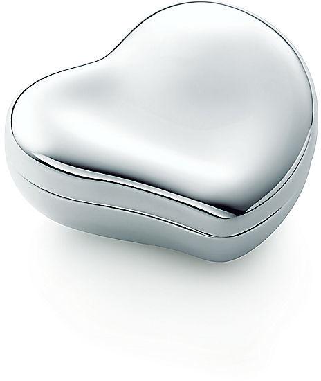 Tiffany & Co. Elsa Peretti®:Heart Box