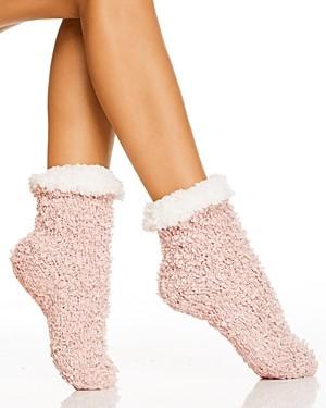 Cejoli Cailluo Cuffed Slipper Socks