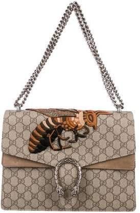 e20999ce092 Gucci Bee Bag - ShopStyle