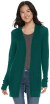 SO Juniors' SO® Solid Boyfriend Cardigan