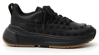 Bottega Veneta Panelled Sneakers