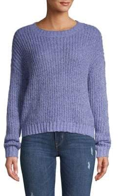 Vero Moda Ribbed Long-Sleeve Sweater