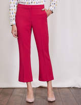 Boden Crop Flare Pants