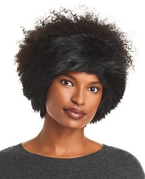 Surell Fox Faux Fur Headband
