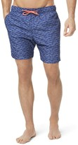Tommy Hilfiger Shark Printed Swim Short