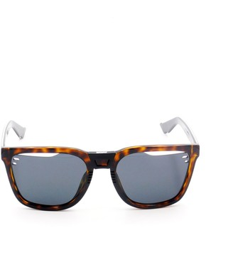 Christian Dior Cut-Out Square Frame Sunglasses
