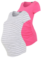 George 2 Pack Maternity T-shirts