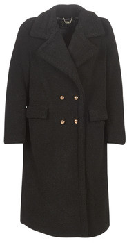 GUESS PAISLEY women's Coat in Black