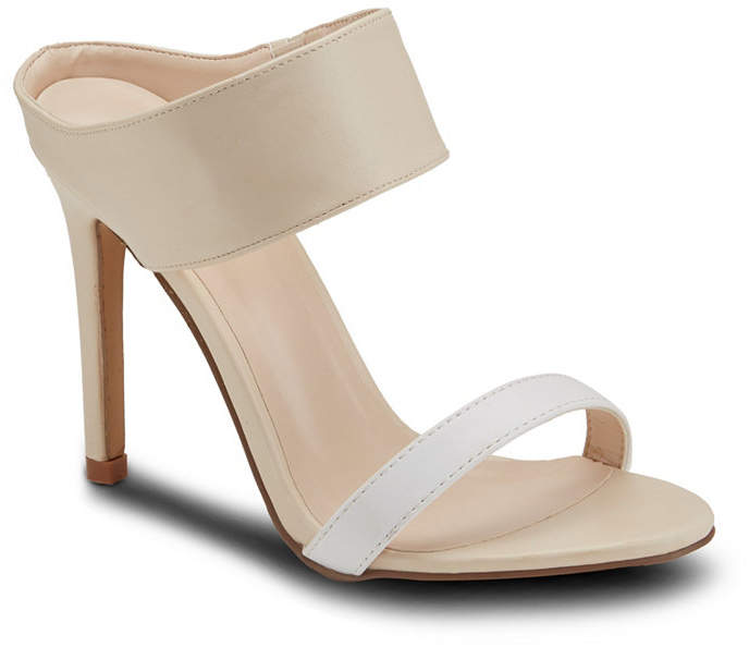 OLIVIA MILLER Pitch Perfect High Heel Sandals Women's Shoes