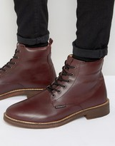 Ben Sherman Aine Lace Up Boots