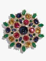 Talbots Shiny Cluster Brooch