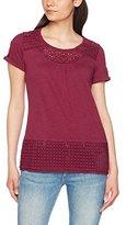 Fat Face Women's Olivia Broderie T-Shirt