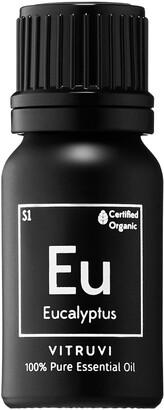 Vitruvi Organic Eucalyptus Essential Oil