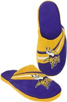 NFL Minnesota Vikings 2013 Big Logo Slide Slipper Adult