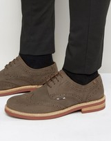 Jack & Jones Smart Brogue Shoes