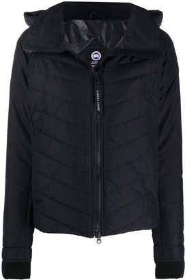 Canada Goose HyBridge Base puffer jacket