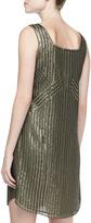 Rachel Zoe Tilly Sequined Tank Dress