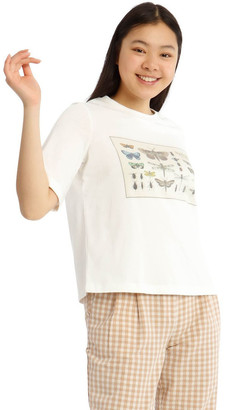 Hi There From Karen Walker Placement Print Tee