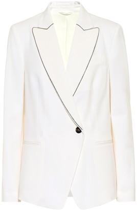 Brunello Cucinelli Wool blend blazer