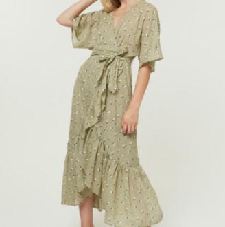 Jovonna London Imogene2 Wrap Dress - Large