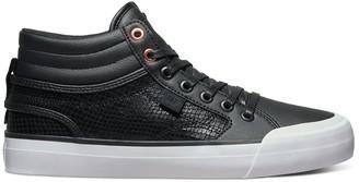 DC Women's Evan HI SE Skateboarding Shoe Black 6 M US