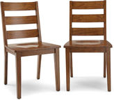 JCPenney FURNITURE PRIVATE BRAND Dining Possibilities Standard-Height Ladderback Chair