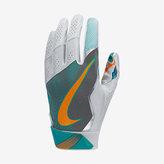 Nike Vapor Jet 4 (NFL Dolphins) Men's Football Gloves