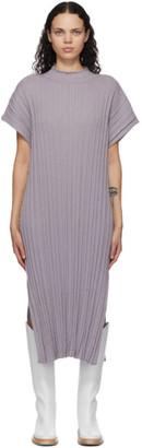 RUS Purple Merino Higasa Dress