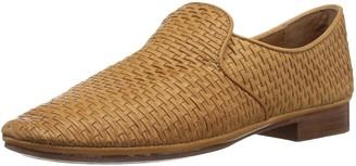 Frye Women's Ashley Woven Slip Loafer Flat