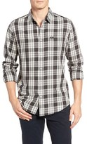 RVCA Men's Lament Plaid Woven Shirt