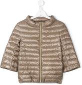 Herno Kids - padded coat - kids - Feather Down/Polyamide - 10 yrs