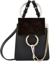 Chloé Small Faye Bracelet Bag, Black, One Size