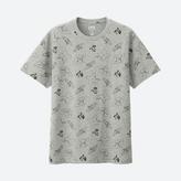 Uniqlo MEN OMIYAGE Short Sleeve Graphic T-Shirt