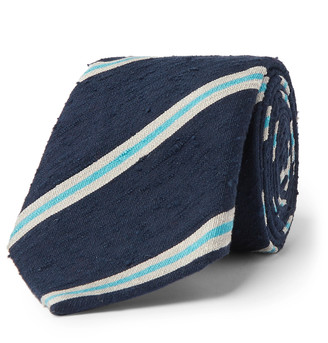 Richard James 7cm Silk-Shantung Tie