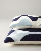 Jonathan Adler Chain-Stitch Needlepoint Pillows