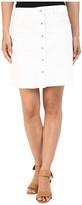 Mavi Jeans Carly Skirt in Summer White Boho