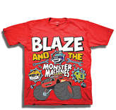 Freeze Red 'Blaze and the Monster Machines' Tee - Toddler & Boys