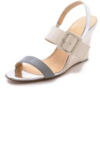 Kate Spade Isola Wedge Sandals