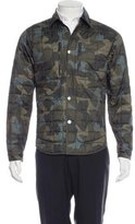 Zegna Sport Digital Camo Field Jacket
