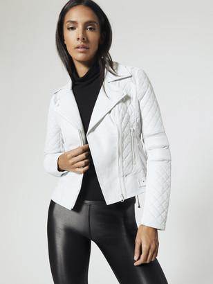 Blanc Noir Renegade Mesh Moto