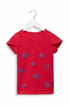 Esprit Girl's Rq1026302 T-Shirt Ss