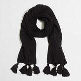 J.Crew Factory Tassel scarf