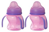 Evenflo ; Advanced Trainer Sippy Cup - 5 Oz (2 Pack) Pink