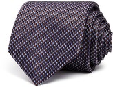 Canali Shadow Dot Classic Tie