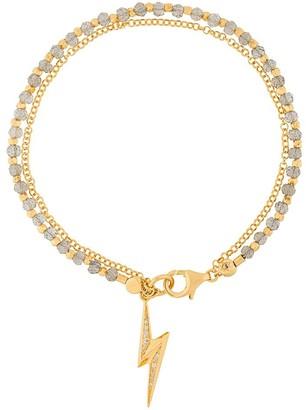 Astley Clarke Lightning Bolt Biography bracelet