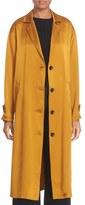Simon Miller 'Oro' Hammered Silk Coat