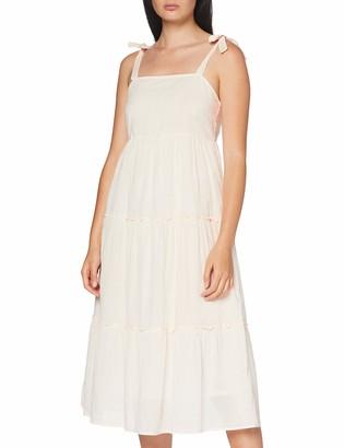 Vero Moda Women's Vmhaddy Sl Calf Dress WVN Ga