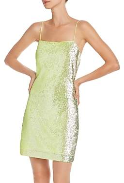 Endless Rose Sequined Slip Dress