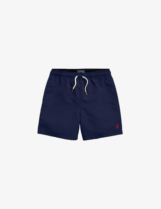 Ralph Lauren Traveller woven swim shorts 2-14 years